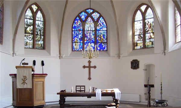 liturgisch centrum Wesepe